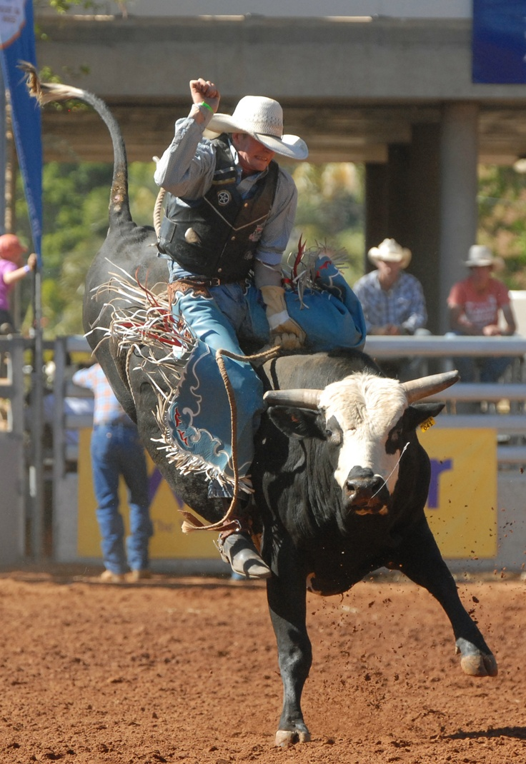 Event: Xstrata Mount Isa Rotary Rodeo (9 - 11 August) #outback #event #rodeo