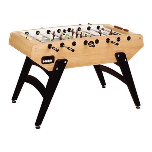 Garlando Elegant Euro Styling Foosball Table model FOOS