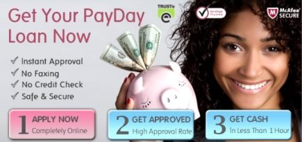 Pay day loans direct loan merchants function in an approach which offers you actually coziness. In reality, you'll be able to opt for mortgage companies that will accept to the approval within minutes. Having said that, it is always good to uncover reliable one on one loan companies first. Online, they already have websites where you can apply. A kinds will often be limited and uncomplicated.
