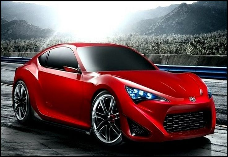 All New Scion Fr-s 2015 Amazing City Sport Car