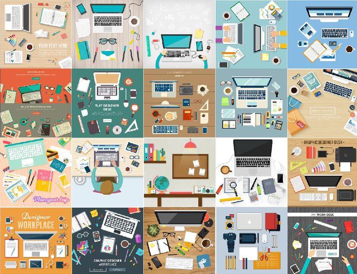 Изображения flat дизайн бесплатно на seedraft.ru