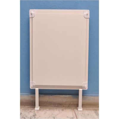 Cozy-Heater LLC Amaze 600 Watt Std. Wall Mount Electric Convection Panel Heater with Heat Guard