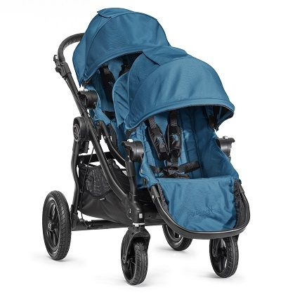 Baby Jogger City Select Double 2015 Teal