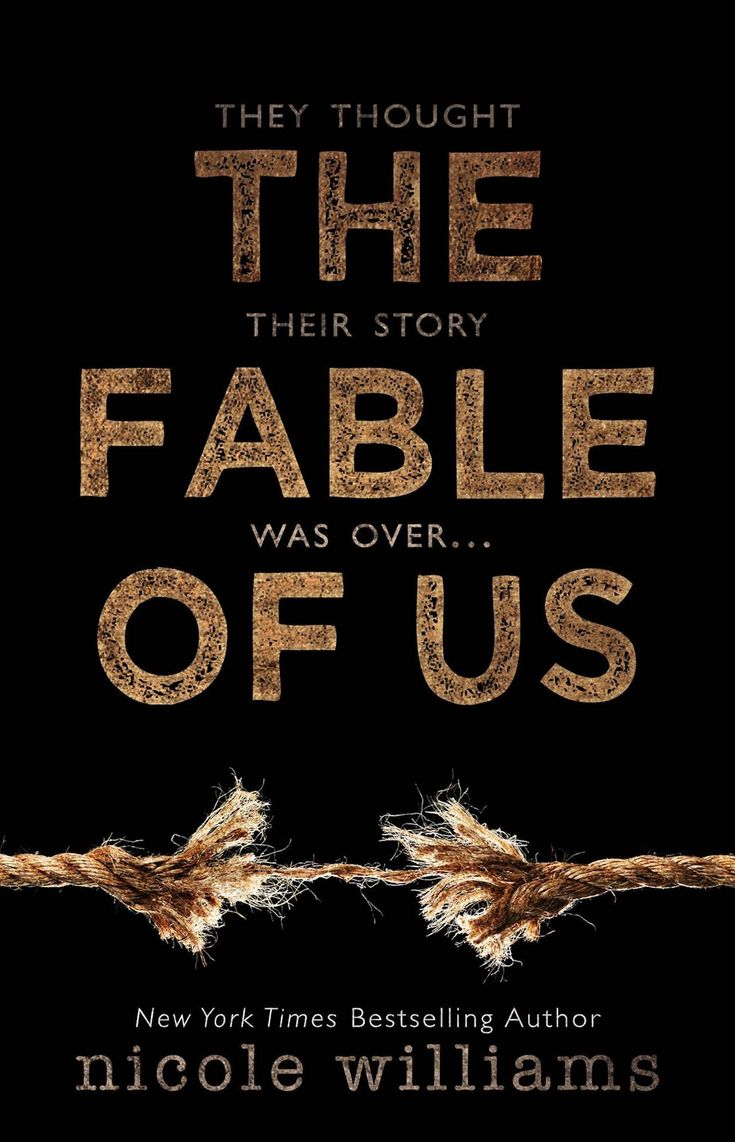 EXCLUSIVE BONUS EPILOGUE: The Fable of Us by Nicole Williams