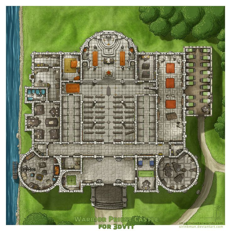 done in PS I was contracted by Drop Dead Studios to produce a series of maps for their upcoming Wizard Academy adventure module for Pathfinder. It was a number of full and half page maps of the aca...