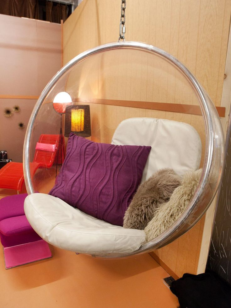 hanging chair bubble