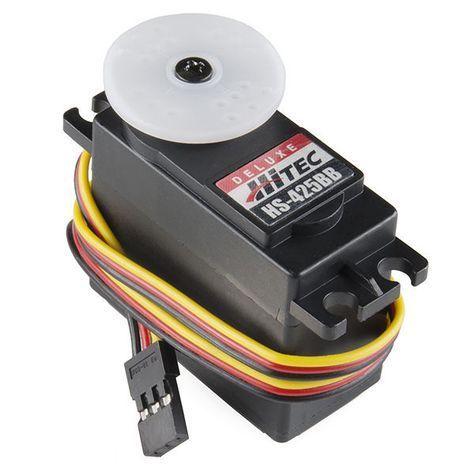 Picture of Arduino Servo Motors