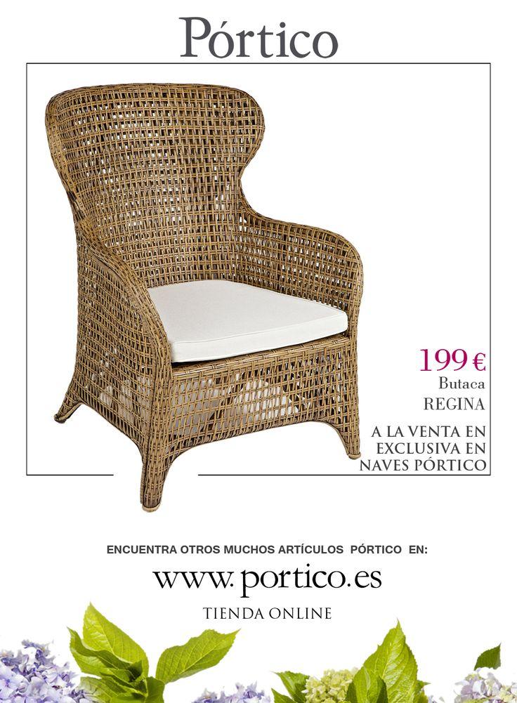 Nuevas butacas en tu nave p rtico tienda for Portico muebles catalogo online