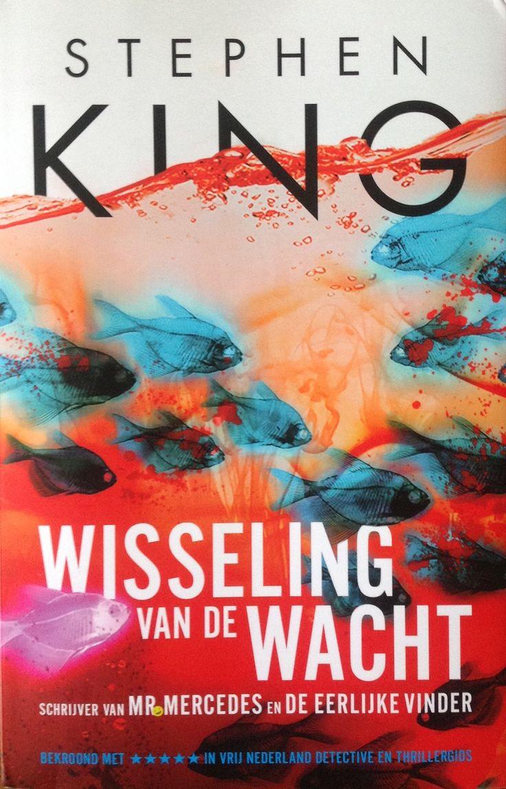 Stephen King: Wisseling van de wacht