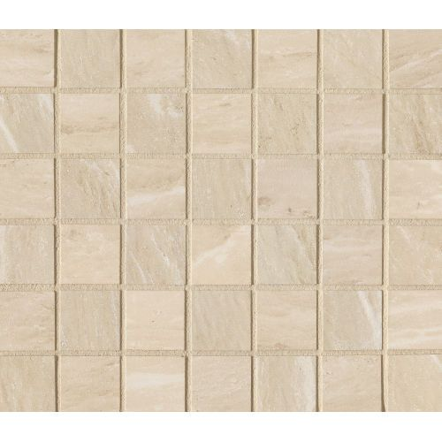 Yosemite 1 1 2 X 1 1 2 Floor Wall Mosaic In Beige Porcelain Mosaic Decorative Tile Durable Tiles
