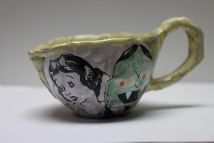 kristen morgin ceramics - Google 検索