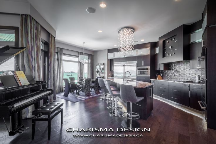 Symmington New Home | Charisma, the design experience - Interior Design in Winnipeg