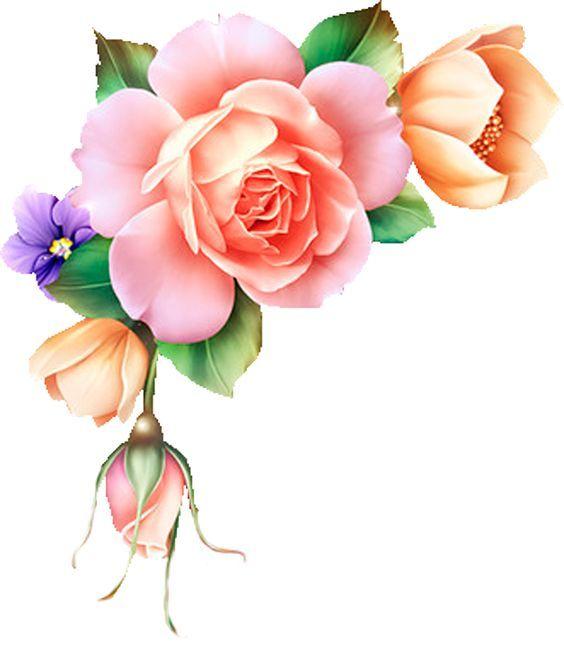 esquinero floral