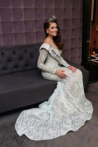 Rolene Strauss Miss South Africa