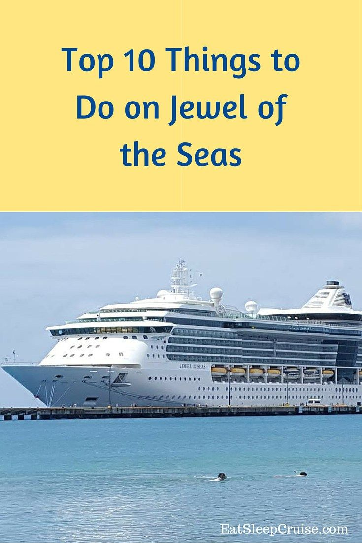 Royal caribbean diamond jubilee party a success cruise international - Top 10 Things To Do On Jewel Of The Seas Royal Caribbensouthern Caribbeancaribbean Cruisetravel