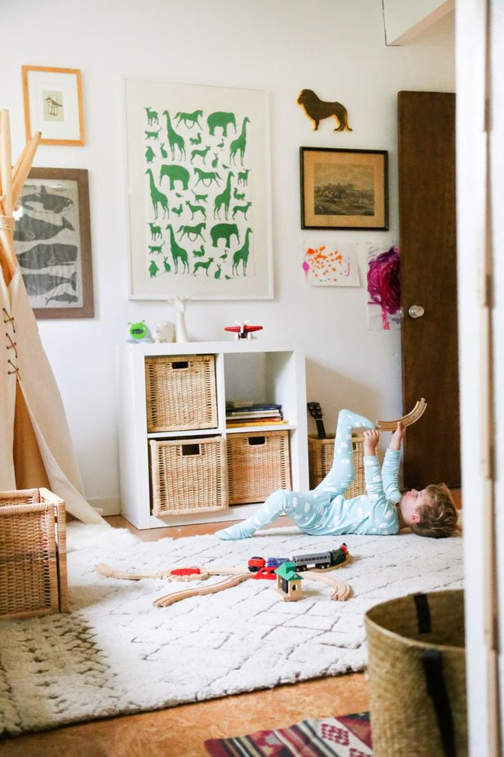 Splashy ikea hemnes daybed technique san francisco contemporary kids - Playroom Kids