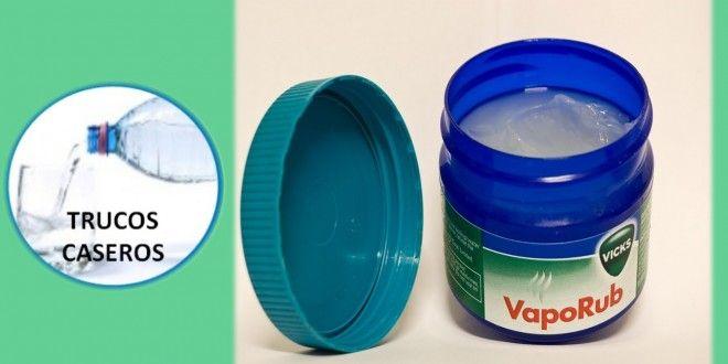 10 usos para el Vicks Vaporub que desconocías