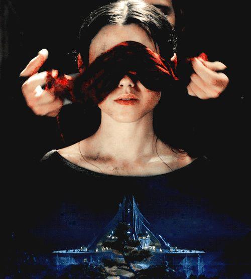 Poppy Drayton as Amberle Elessedil, The Shannara Chronicles