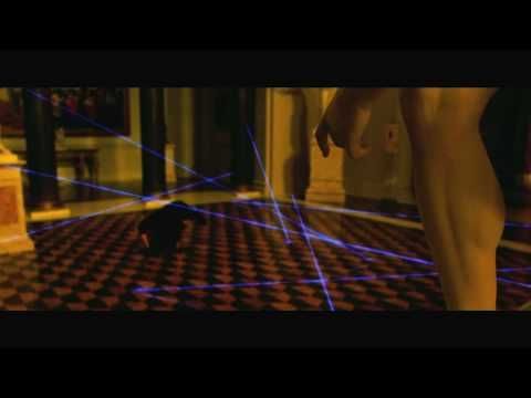 "Oh how I love Vincent Cassel's ""Laser Dance"" in Ocean's Twelve! Such a talented hottie!"