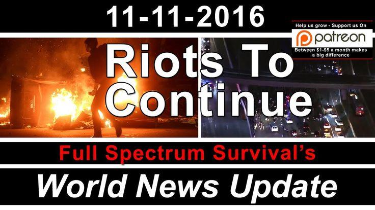 Oppresion - Unrest - Cancer Virus - Bird Flu Spread - FSS World News Update - Survival Prepper News - YouTube https://www.youtube.com/watch?v=_l8yzGGoWDo&feature=em-uploademail