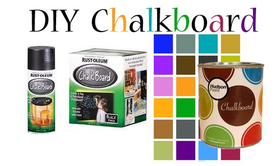Chalk Paint in different colors!?! Oh all the creative things we could do....Diy Ideas, Colors Chalkboards, Diy Chalkboards Idease Jpg, Chalkboards Painting, Chalkboard Paint, Chalk Boards, Diy Someday, Crafts Diy, Chalk Painting