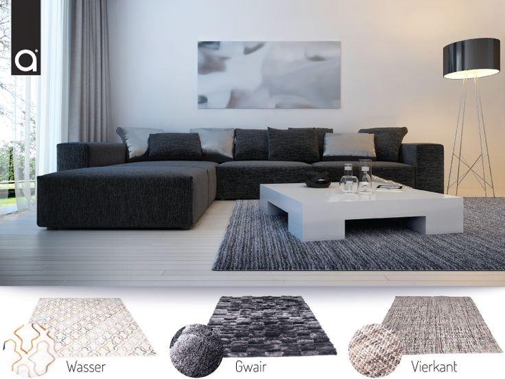 Los tapetes siempre serán un buen aliado para decorar, éstos pueden ser usados en el living o el comedor gracias a sus formas, texturas y colores variables; elige el más adecuado teniendo en cuenta la decoración del ambiente
