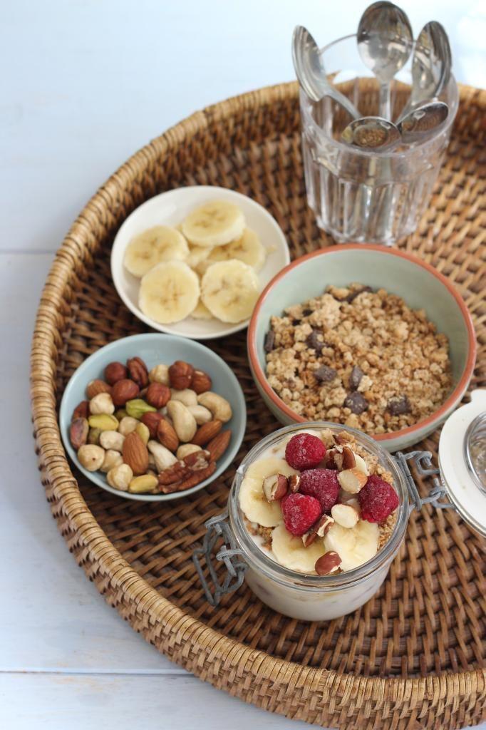 Meeneem ontbijt - Lekker en Simpel
