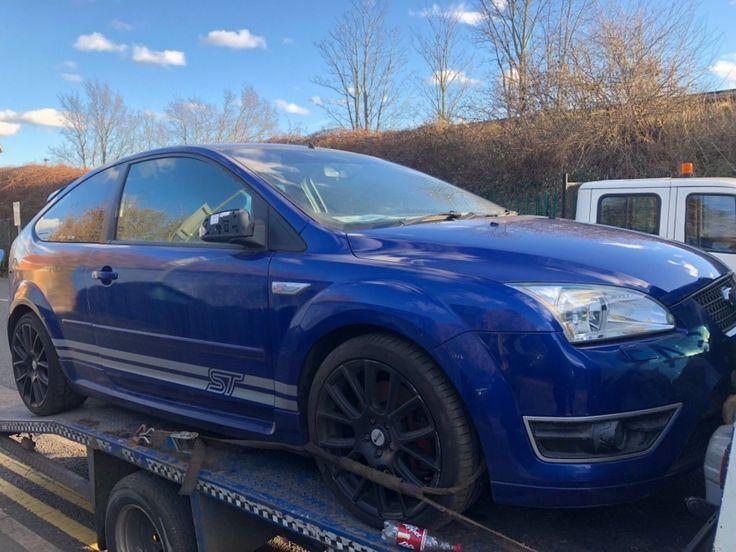 eBay: 2006 Ford focus ST-2 2.5 finance repossession spares or repairs #carparts #carrepair