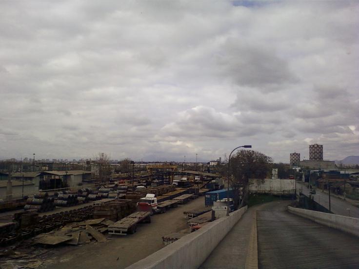 Santiago, Chile  18/09/12