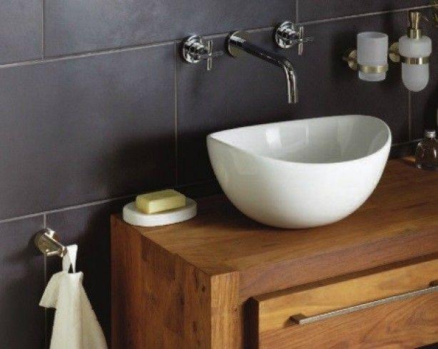 Badkamer Ideeen Goedkoop : ... Badkamers op Pinterest - Betegelde ...