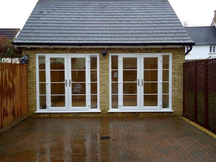 best 25 double garage door ideas on pinterest garage. Black Bedroom Furniture Sets. Home Design Ideas