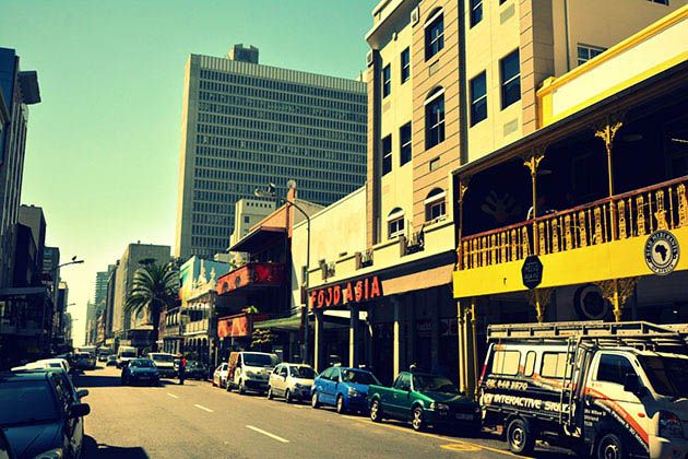 No matter from what angle you view it from, Long Street is absolutely breathtaking. See it with City Sightseeing! http://www.citysightseeing.co.za/