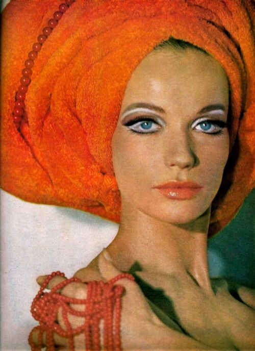 Veruschka photographed by Franco Rubartelli: Makeup Tutorials, Fashion, 60 S, Eye Makeup, Beautiful, Franco Rubartelli, 60S Makeup, Supermodels, 1960