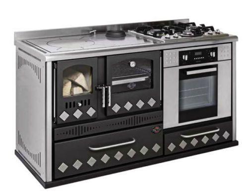 Oltre 25 fantastiche idee su caminetti cucina su pinterest - Termocucina a pellet prezzi ...