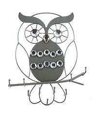 Fetco Home Decor Owl Accessory Display Holder