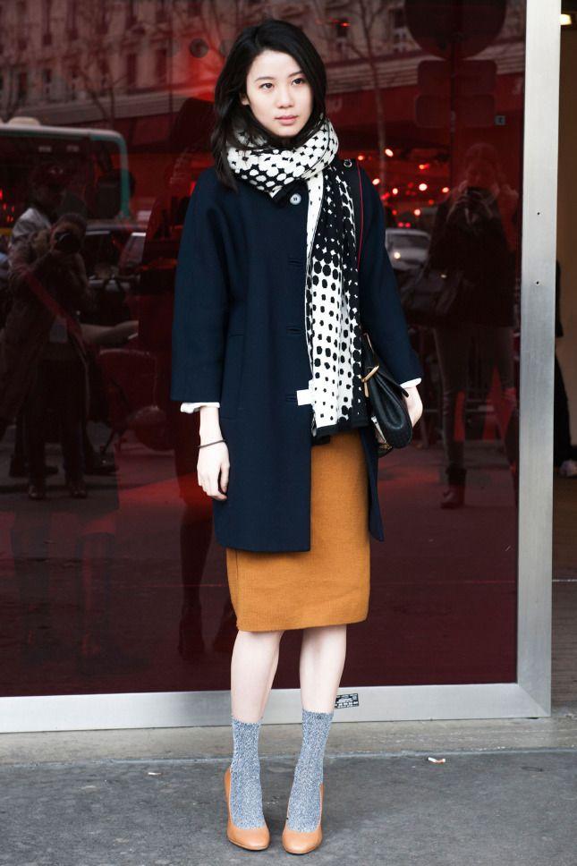 Носки и колготки с туфлями и босоножками: как их сочетают модницы на streetstyle-фото | Vogue | Мода | STREETSTYLE | VOGUE