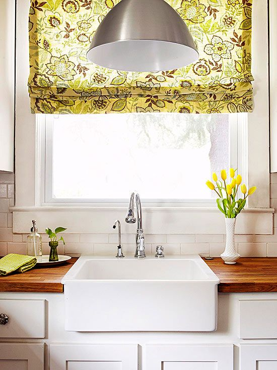 kitchen window treatment ideas. Creative DIY Ideas for Window Shades  If you re tired of your boring window treatments look at these creative ways to make new shades 105 best Small Kitchen Windows images on Pinterest windows