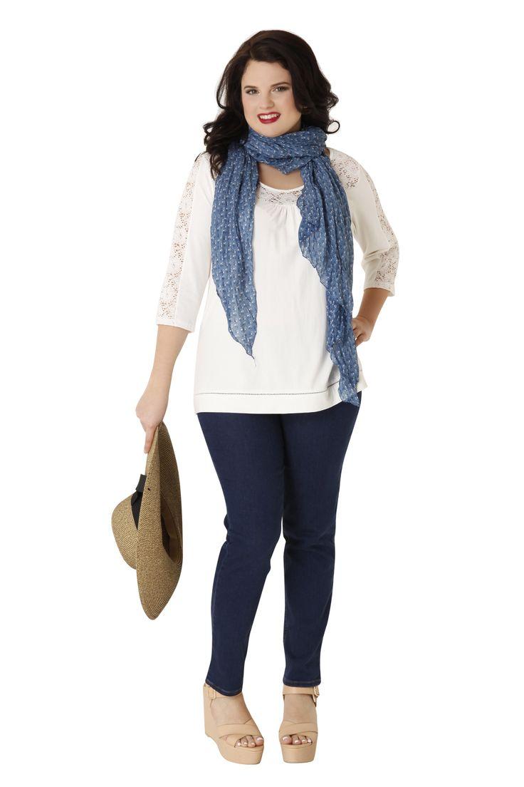 Cotton jeans slimfit