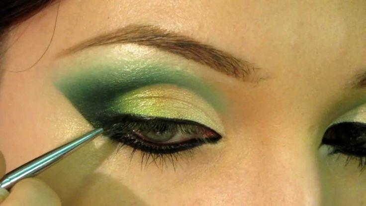 Arabic makeup 1 /// Арабский макияж 1 (ENG SUBs) (+playlist)