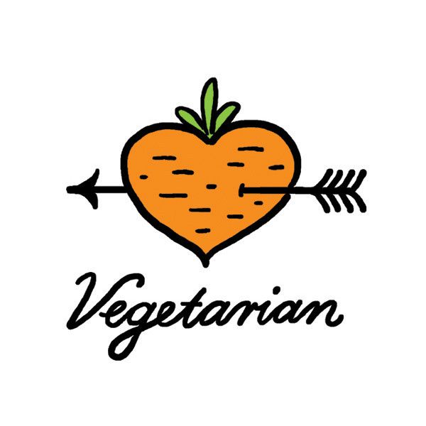 Vegetarian websites without graphic images?