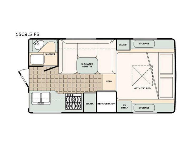 Truck Camper Floor Plans Lance Plan Next Click To View 825 360 811 Fits Short Bed U0026 Long Trucks Model