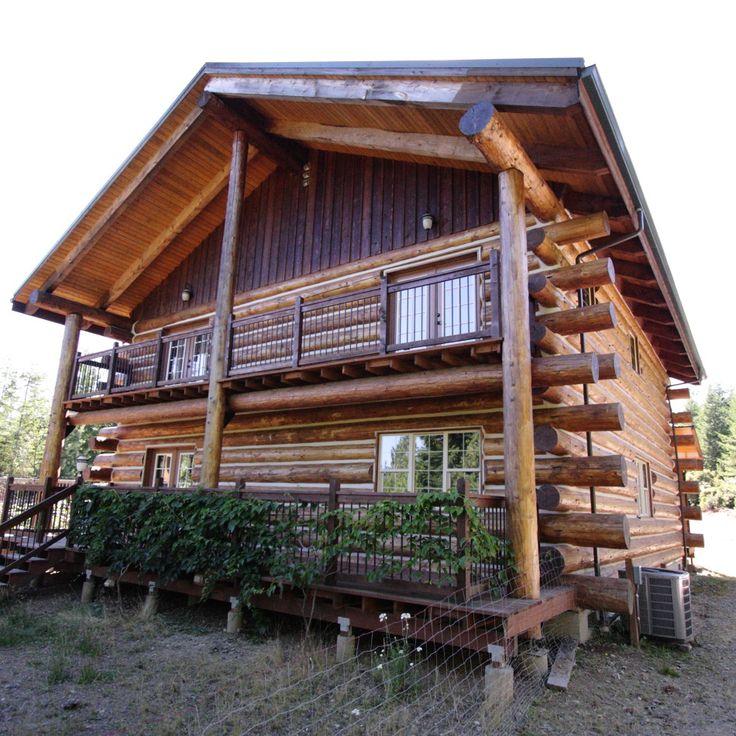 16 Best Log Cabins Images On Pinterest Log Cabins Log