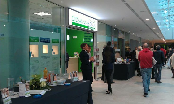 Giovanni Bona Clinica Dentale di Affi (Verona) - apertura 14 novembre 2013