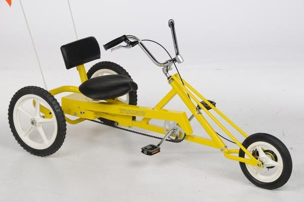 rider adult tricycle low