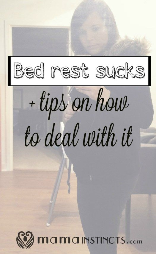 Bed rest is rough, especially when you have other kids to take care. Check out these tips on how to cope with it. #pregnancy #highriskpregnancy #bedrest