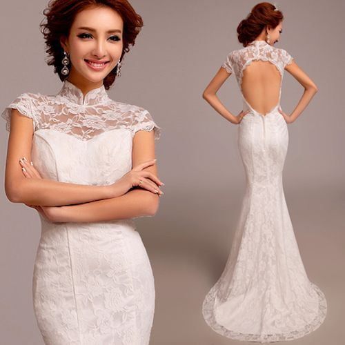 19 best images about modern cheongsam on pinterest for Chinese wedding dresses online