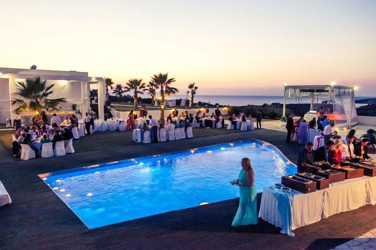 Private Estate #Wedding Venue in #Chania, #Crete by The Bridal Consultant