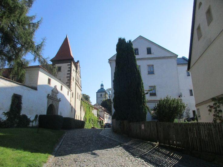 U zámku - Benešov nad Ploučnicí - Ústecký kraj