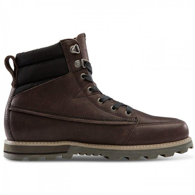 Sub Zero Hide Brown Boots for men by Volcom