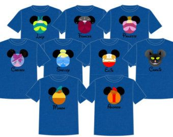 425b1232b20d8 CINDERELLA Disney Vacation Disney Group Shirts Disney Matching ...